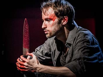 Hamlet – English Touring Theatre – Trafalgar Studios 2 – 12/06/2016